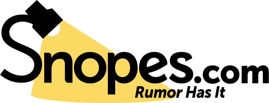 Snopes Is Your Friend