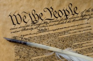 Strict Scrutiny (part one):  Constitution Fundamentalists