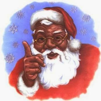 jesus and santa were white - Jesus Santa