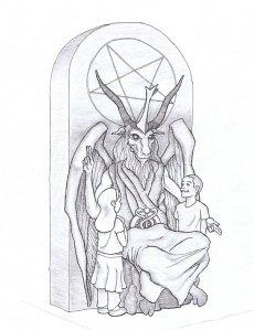 Satanist Monument