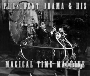 Obama's Time Machine