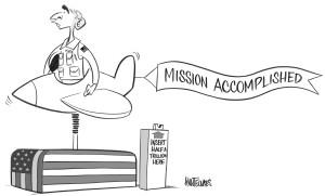 BushMissionAccomplished