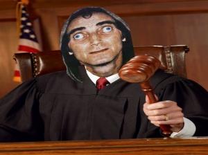 Judge Feldman.  I think.
