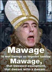 mawage