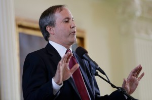 Texas AG Ken Paxton ignores the oath he took to uphold the Constitution