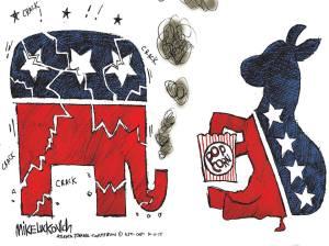 cartoon by Mike Luckovich