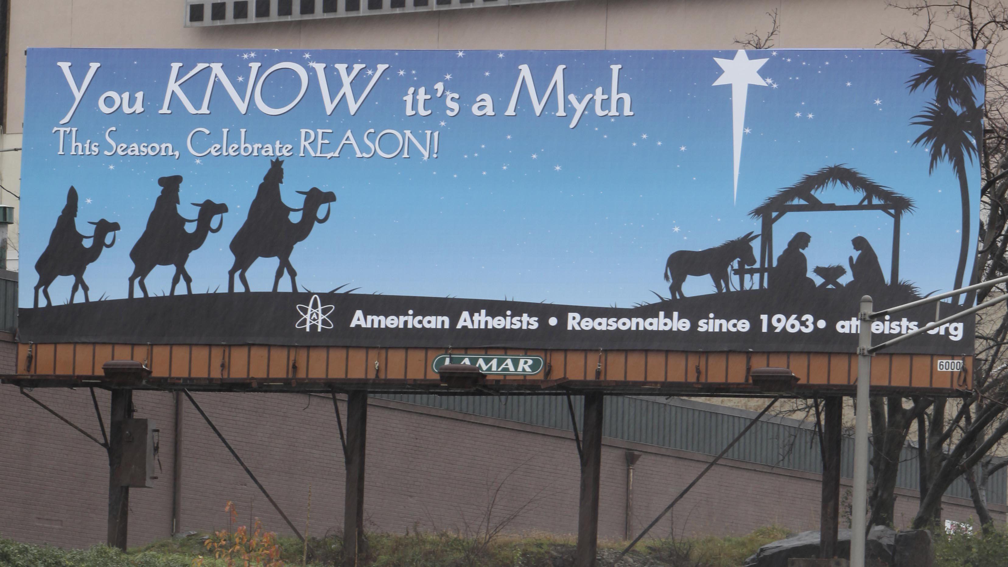 Holiday Billboard Battle