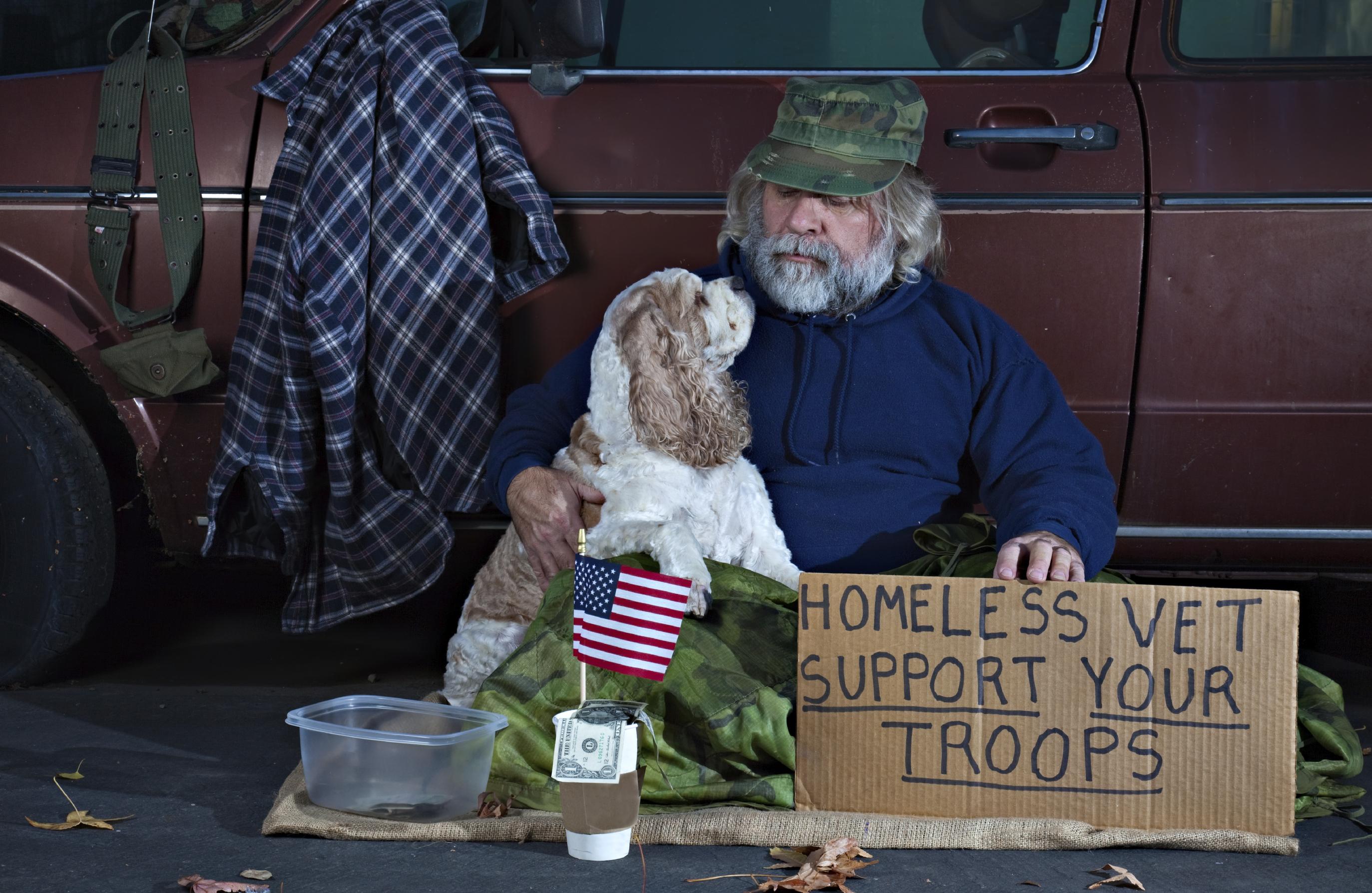 homeless-veteran
