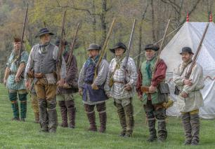 faces-of-the-american-revolution-militia-soldiers---randy-steele