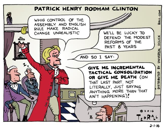 Patrick Hendy Rodham Clinton