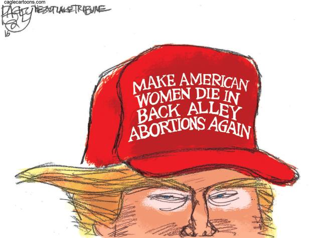 trump again