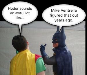 batman hodor