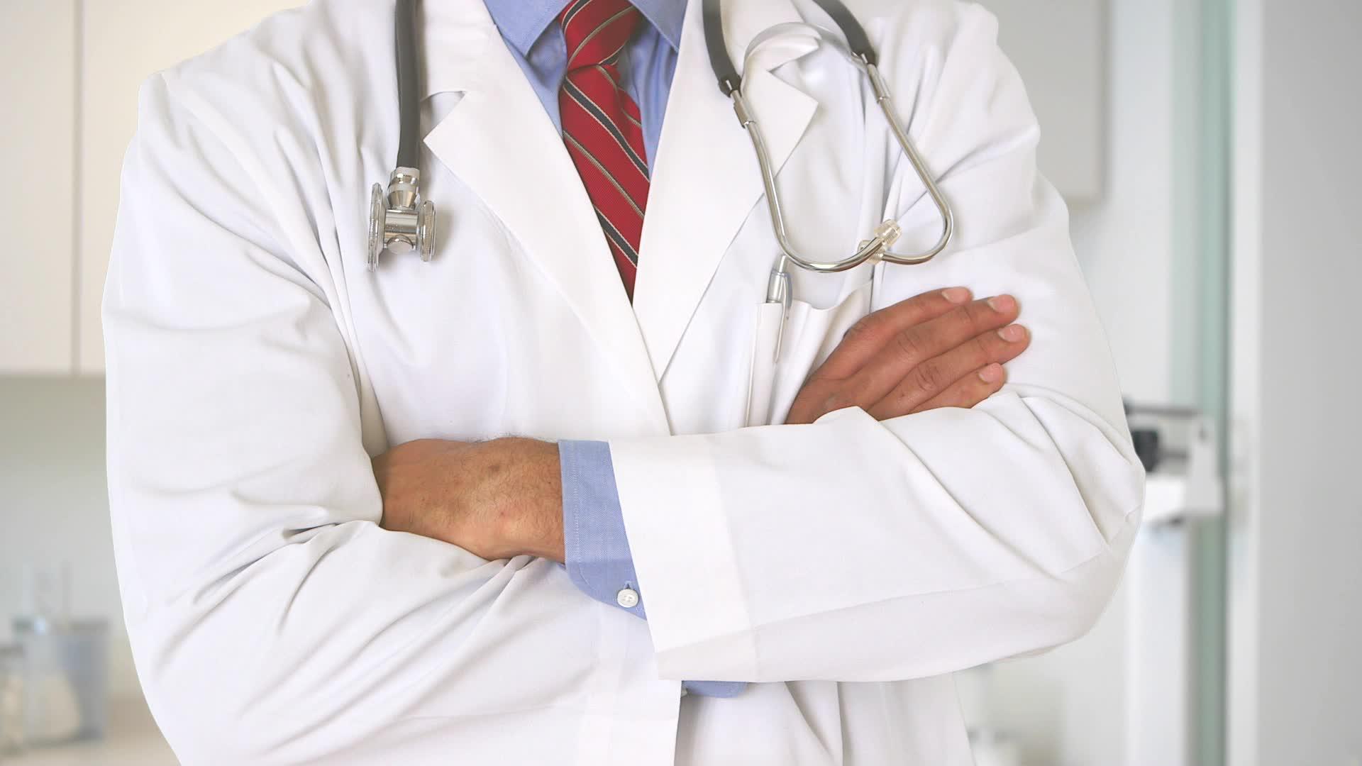 close-male-doctor-stethoscope-footage-011965185_prevstill