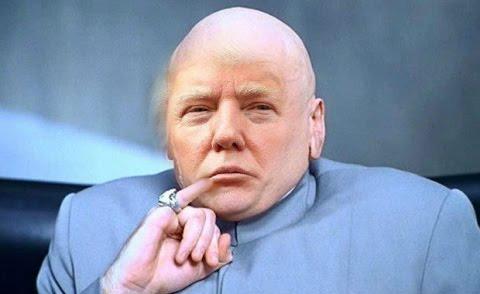 trump evil