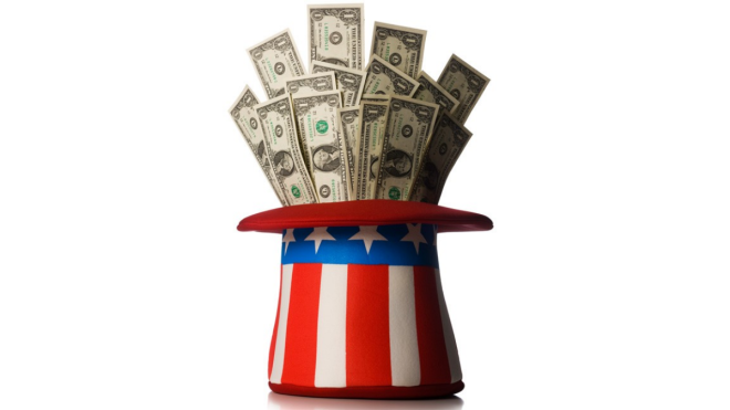 uncle sam money