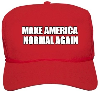 make america normal